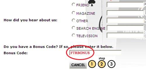 UB Bonus Code: FTRBONUS