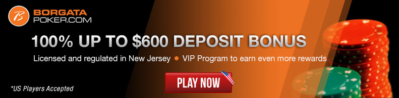 Play Now at Borgata Poker!