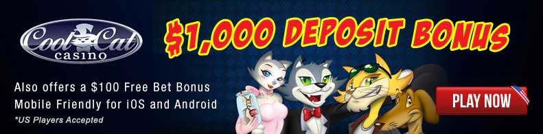 Play Now at Cool Cat!