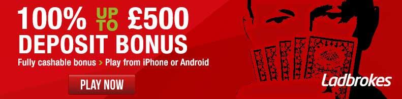 ladbrokes 500 bonus