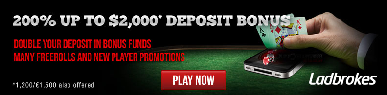 Play Now at Ladbrokes!