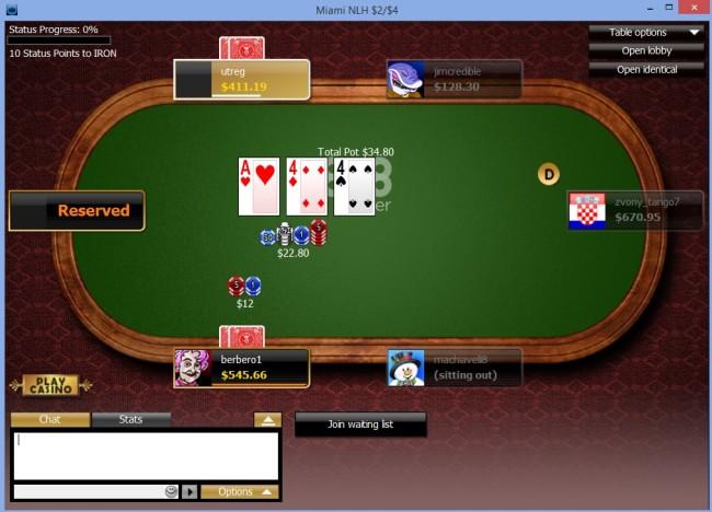 Poker 888 download pc
