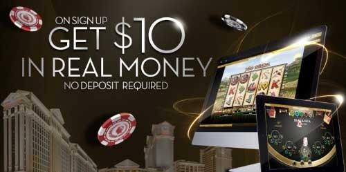 caesars casino online bonus code