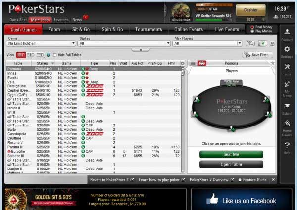 pokerstar bonus code