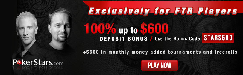 Play Now at PokerStars!