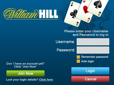 login william hill