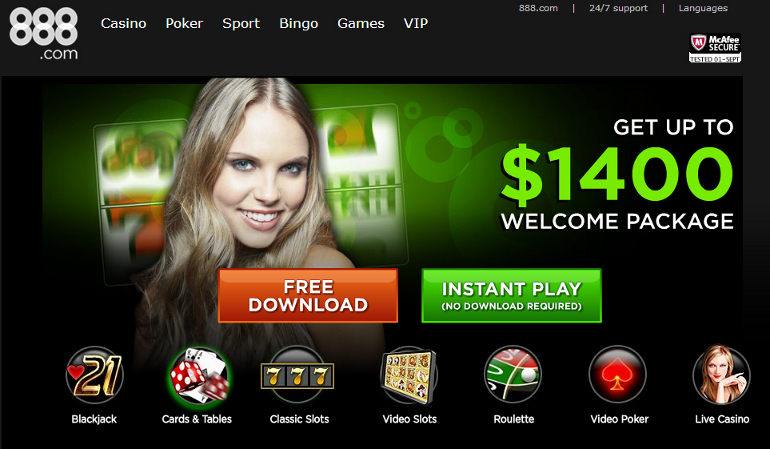 888 casino download gratis