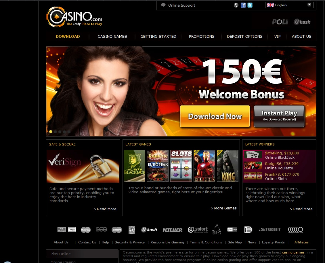 casinos download