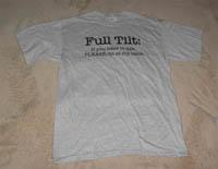 Full Tilt Poker Shirt