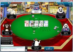 Full Tilt Poker Cash Table