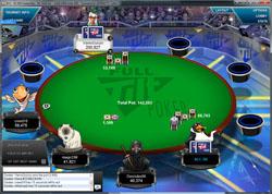 Full Tilt Poker MTT Final Table