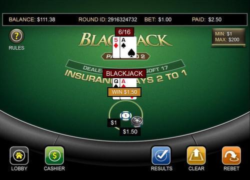 mobile blackjack