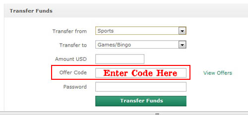 bet365 Sports Bonus Code: Sent via Email