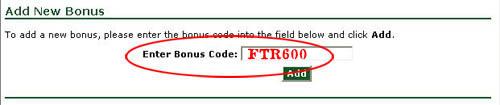Everest Poker Bonus Code: FTR800