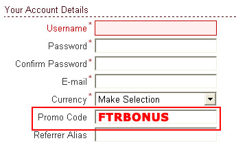PokerTime Promo Code: FTRBONUS