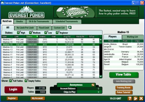 everest poker download deutsch