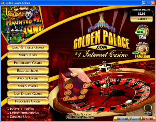 golden online casino casin0 game