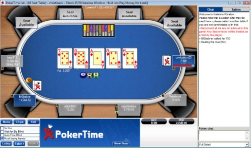PokerTime Table
