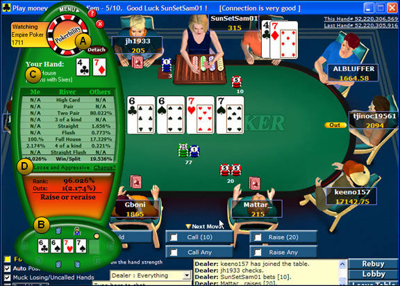 online casino poker book of ra  kostenlos