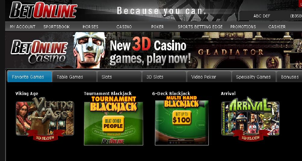 online casino test game.de