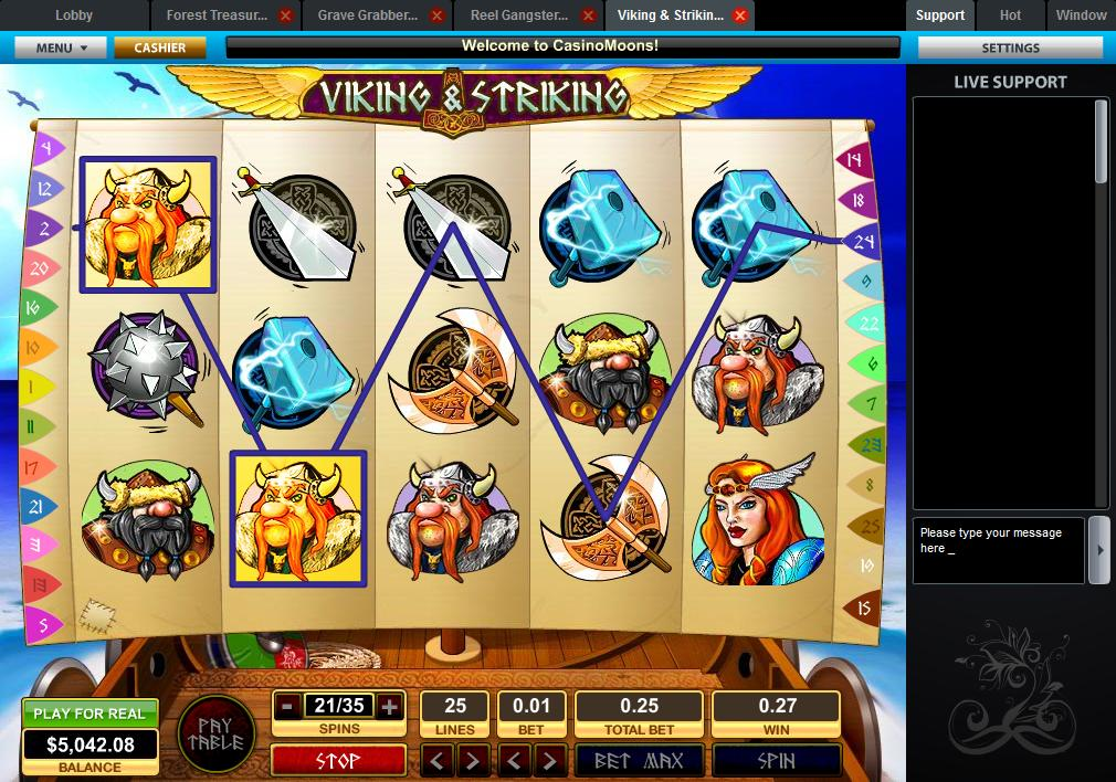 Casino Moons Slots