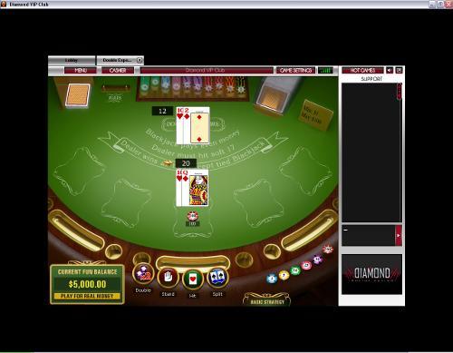 Diamond VIP Casino Blackjack