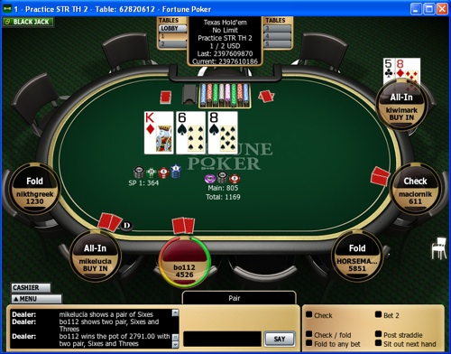 How to play live blackjack