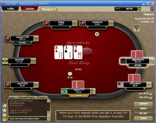 G2G Poker Coupon Code | G2G Poker Review