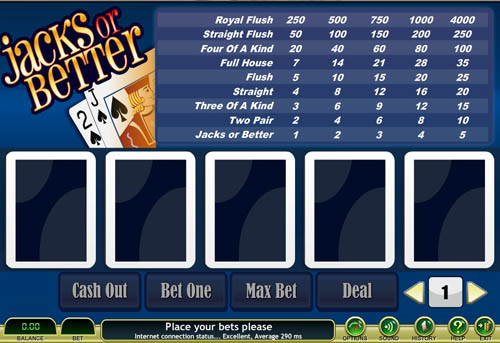 Havana Casino Video Poker