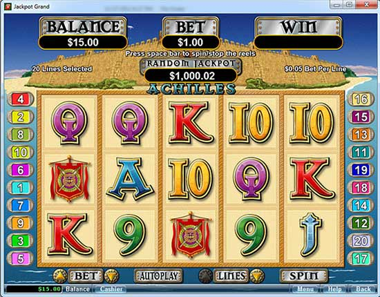Jackpot Grand Slots