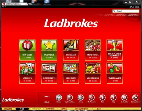 ladbrookes casino