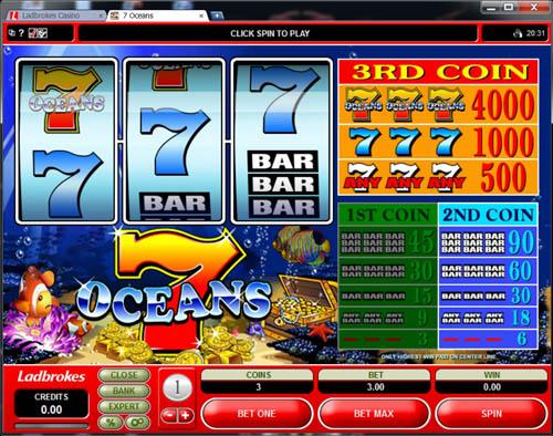 slots games casino ladbrokes