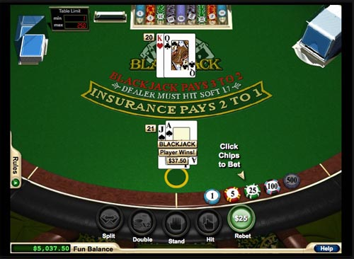 Lock Casino Blackjack
