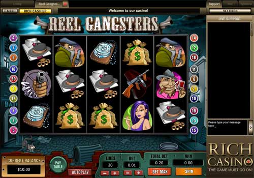 Rich Casino Slots