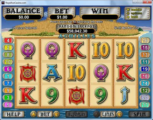 Royal Ace Casino Slots
