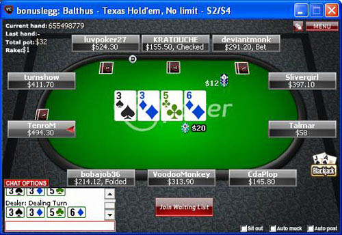 VC Poker Mini View