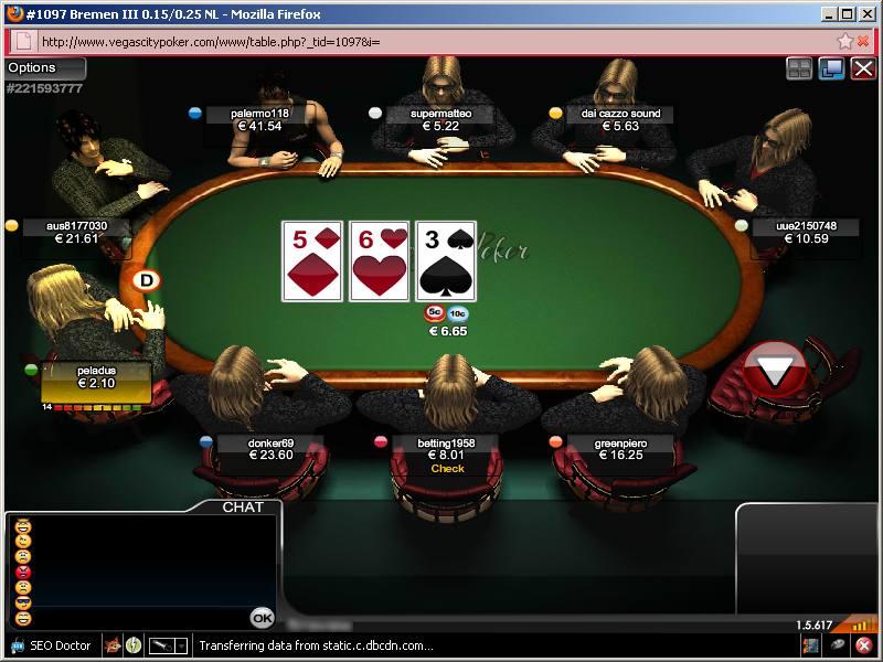 Fallsview casino poker room
