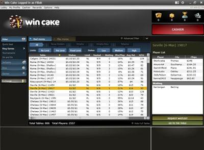 Win Cake Lobby