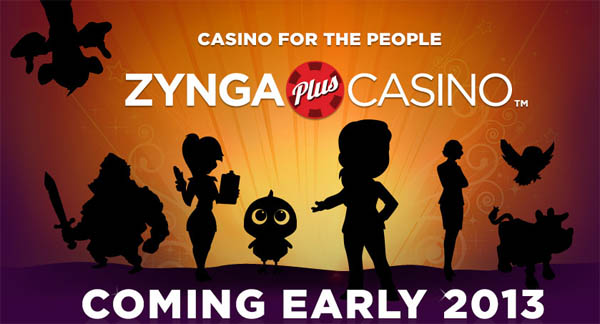 Zynga Plus Casino Lobby