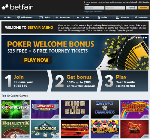 is betfair casino rigged