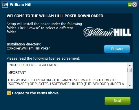 William Hill Download