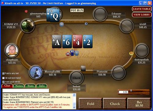 Pokerstars slots not loading