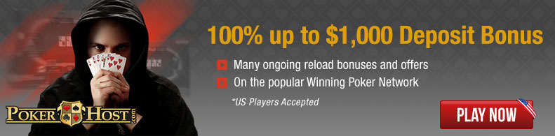 Play Now at Poker Host!