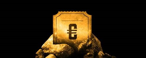 Join the Gold Rush at bet365 Poker!