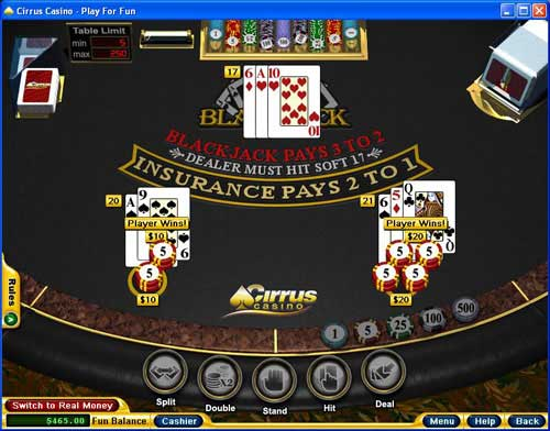 no deposit bonus codes cirrus casino