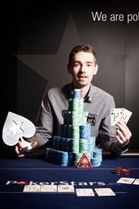 Ludovic Geilich, PokerStars Marbella ME Winner