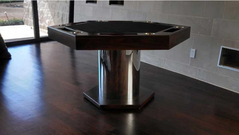 Ten of the most expensive poker tables money can buy - Most expensive pool table ...