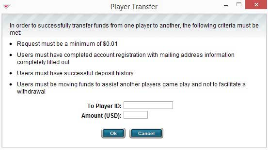 Player Transfer