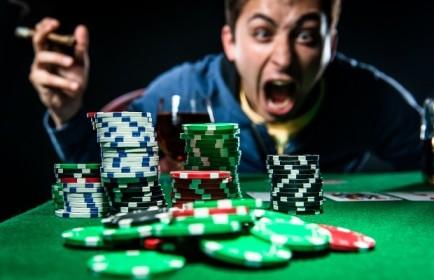 Poker-Tilt