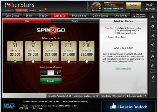 Starcode Pokerstars